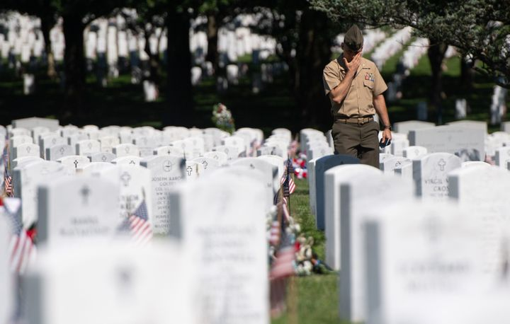 Almost 2,400 U.S. service members have died since the start of the conflict in Afghanistan.