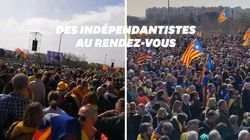 À Perpignan, une foule immense au meeting de l'indépendantiste catalan