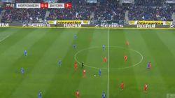 Alucinante: los ultras la lían en el Hoffenheim-Bayern y los jugadores responden haciendo algo nunca