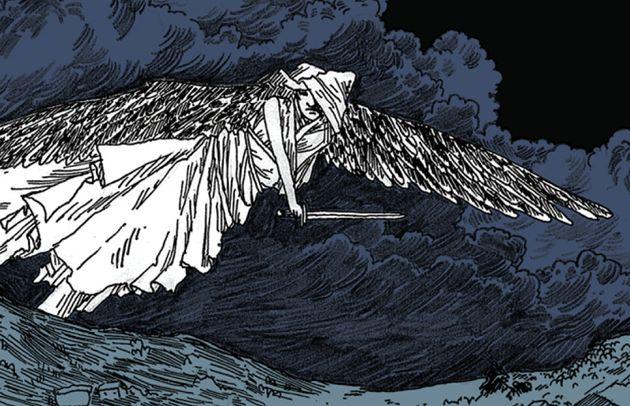 'Devastación', un cómic libre y