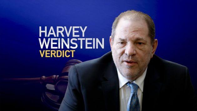 Harvey Weinstein foi condenado na segunda-feira por estupro e agressão