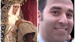 Un cofrade, en Telecinco, sobre los besamanos a las imágenes en Semana Santa:
