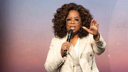 Oprah Winfrey Blames 'Wrong Shoes' After Suffering Dramatic Fall On
