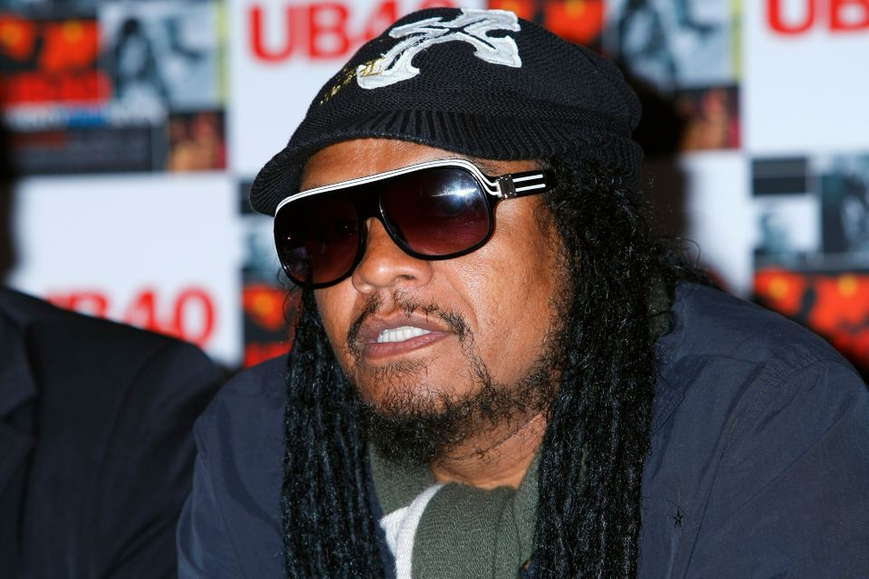 LONDON - APRIL 30: UB40 announce one of their two new vocalists, Maxi Priest and their new album 27/7...