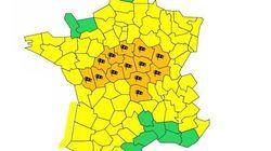 Tempête Léon: 13 départements en vigilance