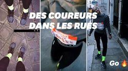 L'annulation du semi-marathon de Paris ne les a pas empêchés de courir leur