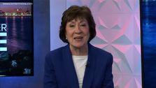 Η σούζαν Κόλινς δεν Θα Πω Αν Ψήφισε Για Ατού το 2020 Ρεπουμπλικανικό Πρωτογενή