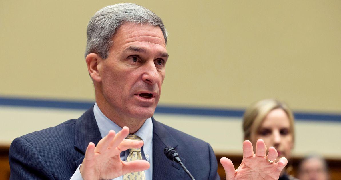 Juez dictamina que Ken Cuccinelli fue nombrado ilegalmente Jefe de la Agencia de Inmigración