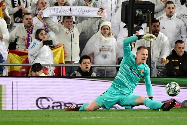 El Madrid gana el 'clásico' al Barça (2-0) y se sitúa líder de la