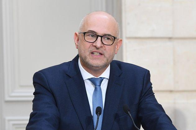 Laurent Pietraszewski le 24 janvier 2020 à Paris (photo