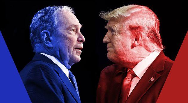 Michael Bloomberg, meilleur candidat pour battre Donald Trump à l'élection présidentielle américaine...