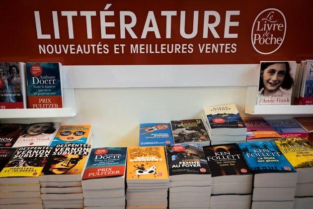 Le salon Livre Paris en 2017 (photo