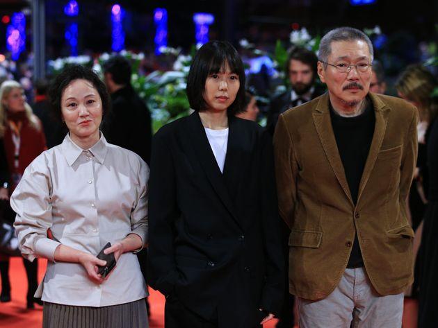 서영화, 김민희, 홍상수