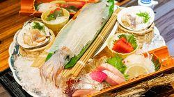 """「食を通じてSDGsに取り組む」""""海のエコラベル""""を取得した初めての日本料理店"""