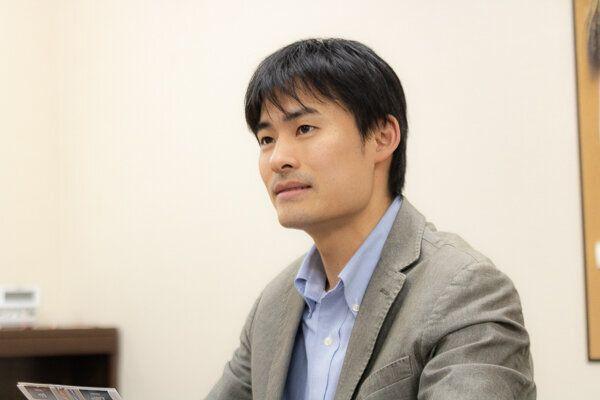 「きじま」事業戦略室長・杵島弘晃氏