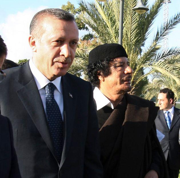 Νοέμβριος 2009. Ο Ερντογάν,...