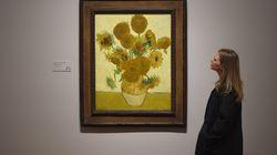 Des tableaux de Van Gogh en quarantaine au