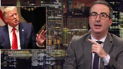 'He Just F**ked Right Off!' John Oliver Torches Trump's Coronavirus