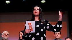 Arrimadas se impone a Igea con un 78% en la elección de