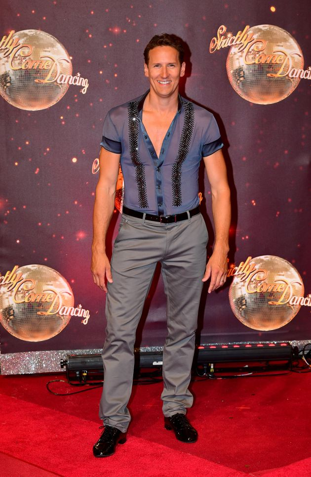 Brendan was axed from Strictly in