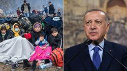 Erdogan gonfia il petto: