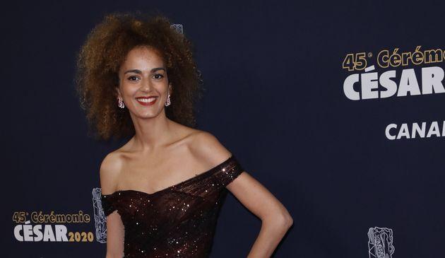 Leila Slimani a quitté la cérémonie des César dans la foulée d'Adèle