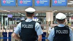 Suspendido temporalmente el tráfico en el aeropuerto de Fráncfort por un
