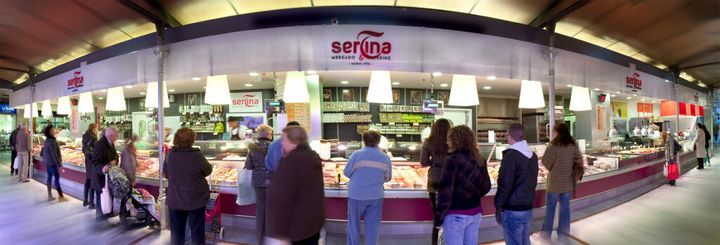 Tienda de Sertina en La Vaguada.