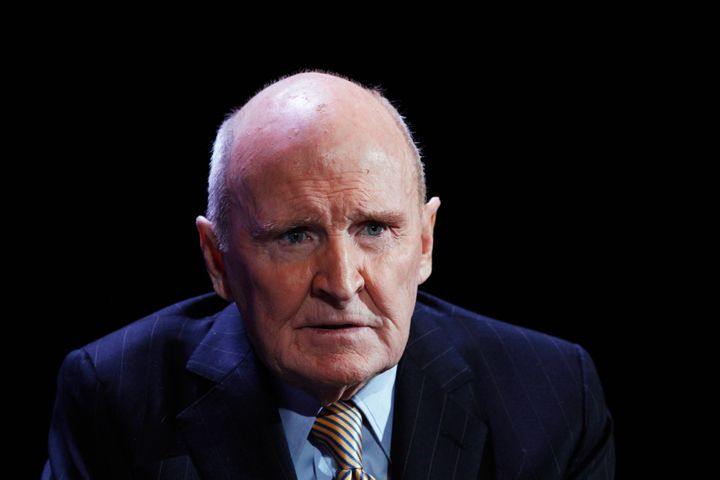 Former CEO of General Electric Jack Welch has died.