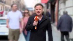 Sorpresa por lo que se ve a la izquierda de la imagen de Antena 3: mira quién se cuela en