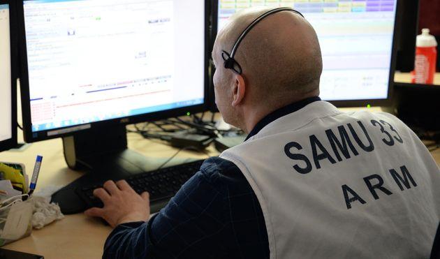 Un plan de lutte contre la pandémie de la grippe A préconisait, en 2011, de renforcer le Samu (ici le...