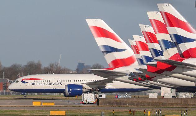 British Airways Cancels Hundreds Of Flights Over Coronavirus Outbreak