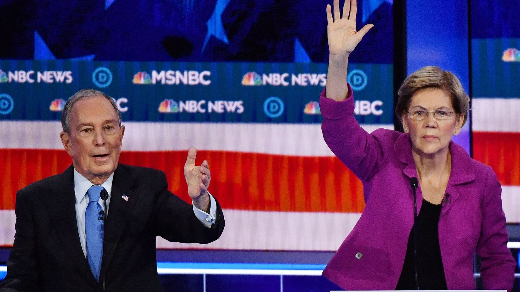 Super Tuesday Is Do Or Die For Warren And Bloomberg