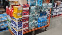 ▶️ Coronavirus Fears Have Canadians Stockpiling Essential