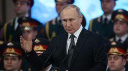 Poutine propose d'interdire le mariage homosexuel dans la