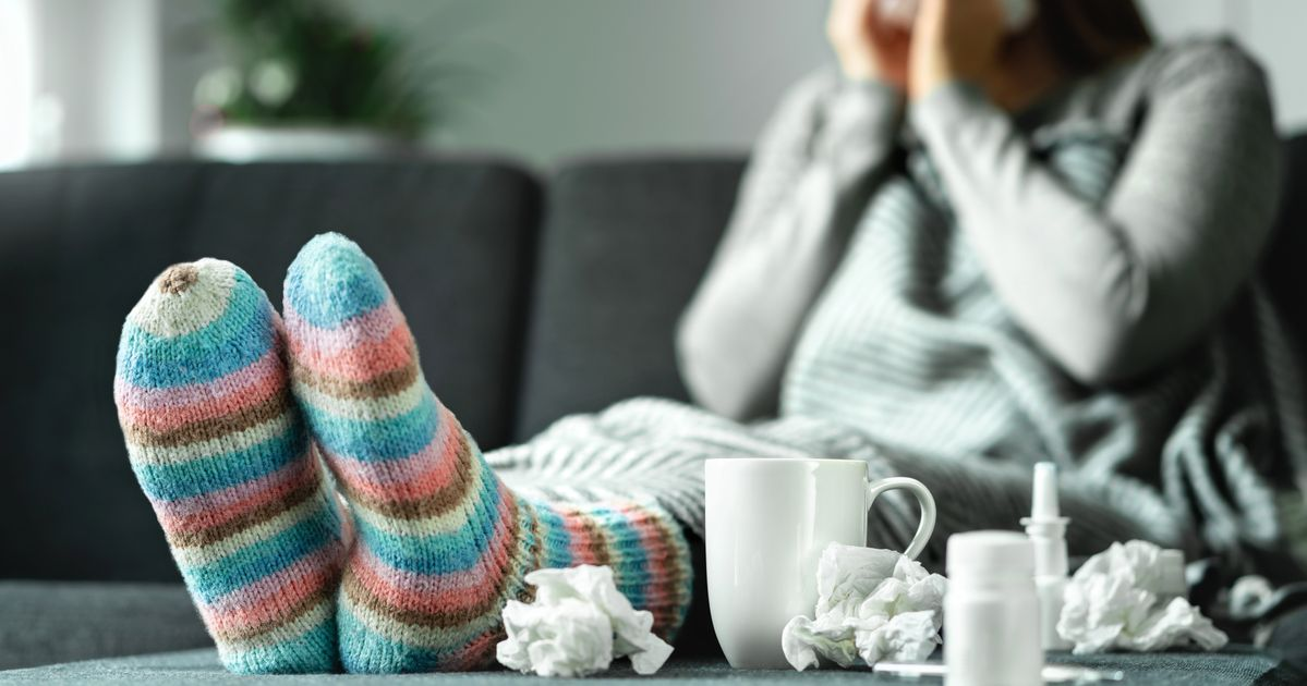 COVID-19またはインフルエンザ?区別する方法