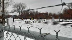 Quebec Rail Blockades Stays Put Despite Federal