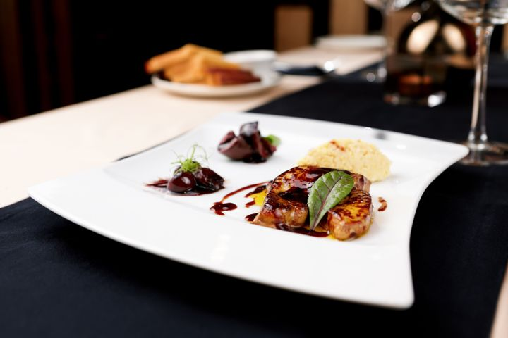 Restaurants serving French cuisine have also been serving the most expensive meals.