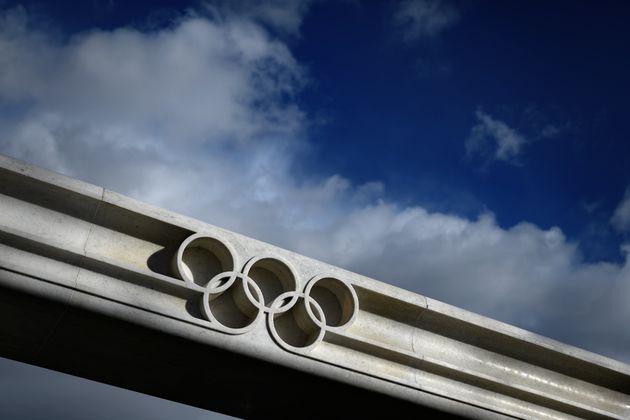 IOC 본사가 위치한 로잔, 스위스. 2020. 2.