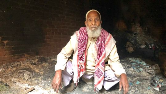 Delhi Riot Survivors Confront Charred Wasteland Of Former Lives In Shiv