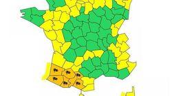 Tempête Myriam: 6 départements du sud-ouest en vigilance
