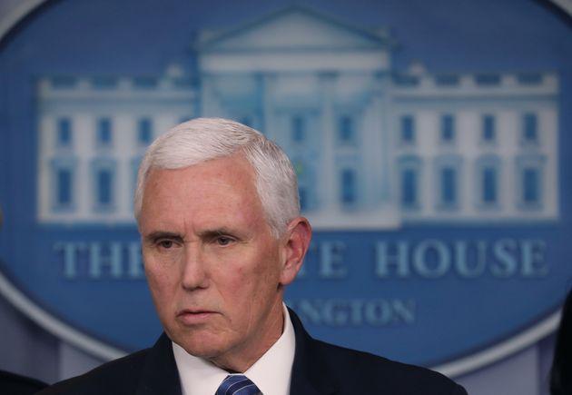 Mike Pence, ici à la Maison Blanche à Washington le 2 mars