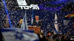 Netanyahu lidera el lento escrutinio en Israel pero no se garantiza la