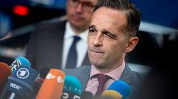 Ο Χάικο Μάας επικρίνει κράτη-μέλη και Βρυξέλλες για τη διαχείριση του προσφυγικού σε επίπεδο