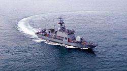 해상사격 훈련 도중 수류탄이 폭발해 6명이 부상을