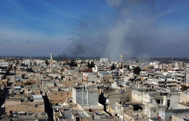 Συρία: 11 άμαχοι νεκροί σε αεροπορικές επιδρομές στην