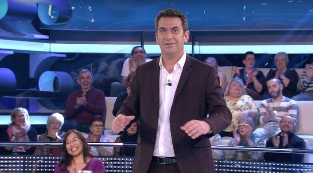 Arturo Valls, en 'Ahora Caigo' el 2 de marzo de