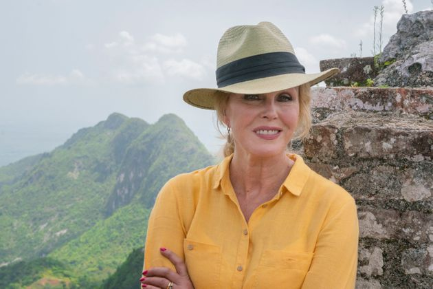 Joanna Lumley visits the Citadelle Laferrire in