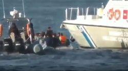 La guardia costiera greca spara e prende a bastonate migranti sul