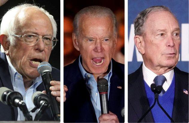 Sanders per la spallata, per Biden e Bloomberg è già dentro o fuori. È il